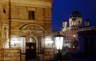 Hofburg and Natural History Museum