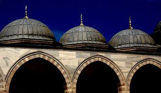 Istanbul - 'Three Domes'