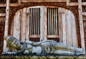 Bali - 'Reclining Budha' col.