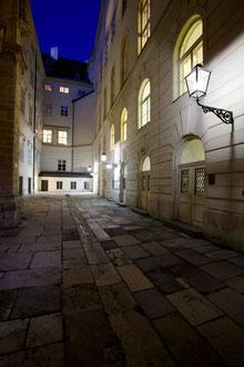 'Hofburg Shortcut'