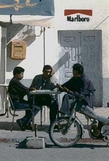 Tunisia - 'Malboro Men'