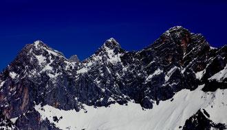 'Three Peaks' - Schladming