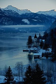 'Cold Light of Day' - Grundlsee, Salzburgerland