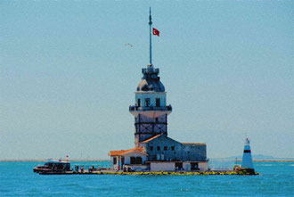 Istanbul - 'Maiden's Tower'