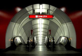 'U-Tube' - Vienna