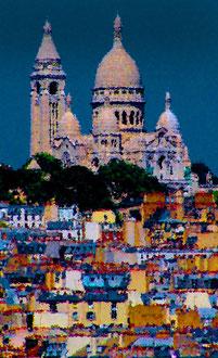 Paris - 'Montmartre'