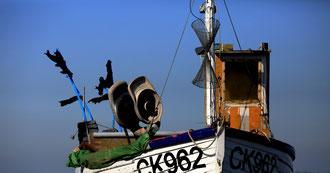 UK - 'Wheelhouse #2' (West Mersea)