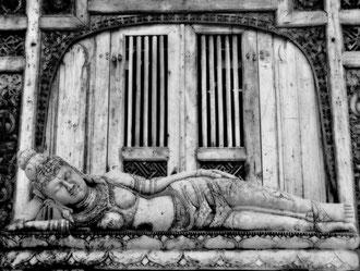 Bali - 'Reclining Budha'