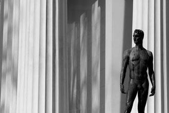 'Theseus' Vienna, Volksgarten
