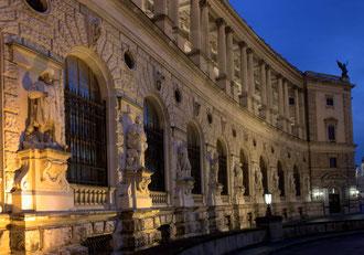 Hofburg Exterior