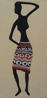La Danse; 15 x 30 cm