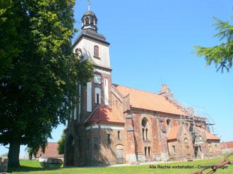 Kirche Golchen - 2014  -  church in Golchen
