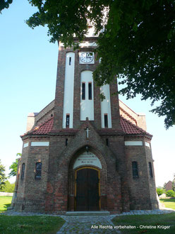 Kirche Golchen  -  church in Golchen