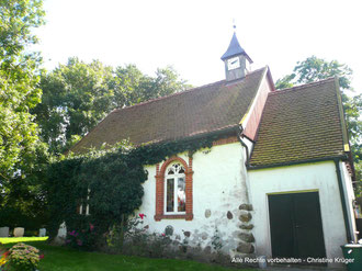 Gutskapelle Willerswalde  -  chapel in Willerswalde
