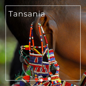 Tansania - Upcycling aus Altglas