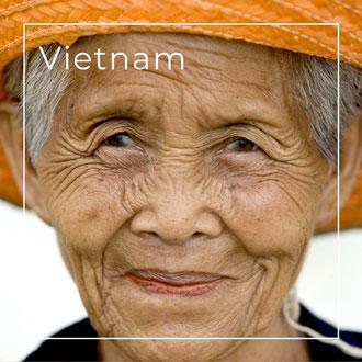 Vietnam - Textilien, Keramik & Upcycling aus Reissäcken