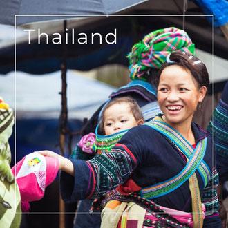 Thailand - Textilien indigener Bergvölker