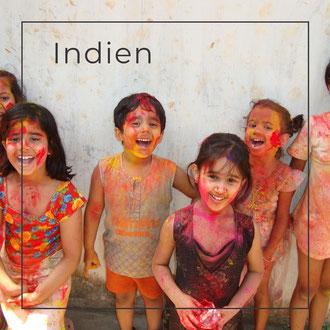 Indien - vielfältig, bunt & große Handwerkskultur