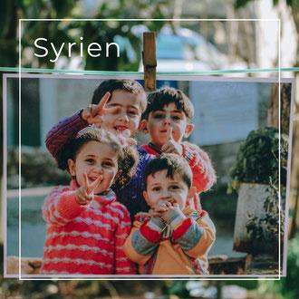 Syrien - Handgefertigte Seifen