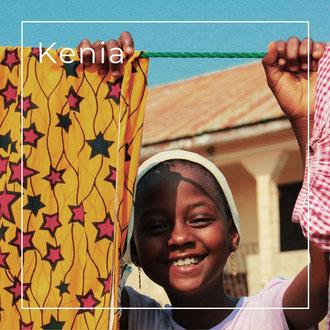 Kenia - Recycelter Design-Schmuck