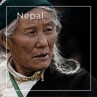 Nepal - Handgeschöpfte Papierwaren
