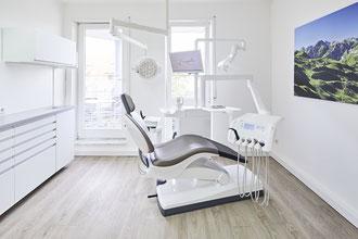 Schöne und moderne Zahnarztpraxis in St. Leon-Rot