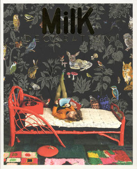 MILK DECORATION - SPECIAL EDITION - NOVEMBER 2011