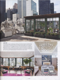 COTE PARIS - FORD MODELS PARIS NEW YORK * FEBRUARY 2015