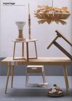 LE JOURNAL DE LA MAISON - TABLE ROMAN - OCTOBER 2012