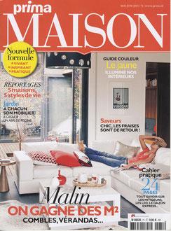 PRIMA MAISON - SHELVES LISERE < JUNE 2015
