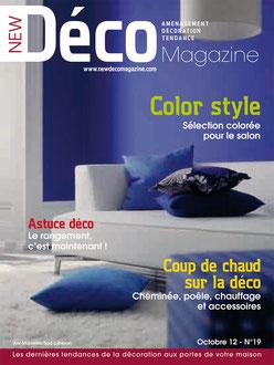 NEW DECO MAGAZINE - PARTY MOOD COASTS < DECEMBER 2012
