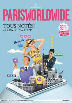 PARIS WORLDWIDE < COLLECTION FLO > SEPTEMBRE 2019
