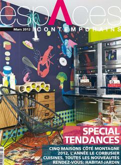 ESPACES CONTEMPORAINS - SWITZERLAND - NOW DESIGN ! MAISON & OBJET 2012 - MARCH 2012