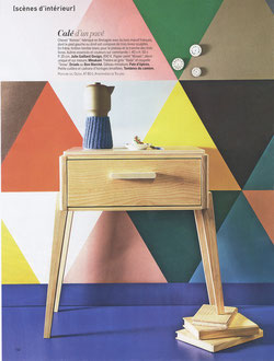 MARIE CLAIRE MAISON - TABLE ROMAN - MAY 2012
