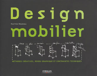 "PUBLICATION IN "" DESIGN MOBILIER"" EYROLLES EDITION"