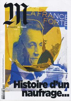M LE MONDE MAGAZINE - BEL HERITAGE DINNERWARE - MAY 2012