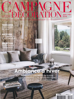 CAMPAGNE DECORATION < COFFEE TABLE FLO < JANUARY 2018