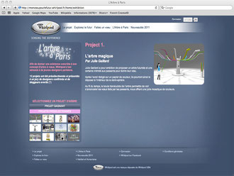 WHIRPOOL - CALL FOR PROJECT - WHISH TREE