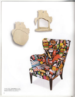 YOU ARE BEAUTIFUL - HEART-SHAPED CABINET - MILK DECORATION - SPECIAL EDITION - NOVEMBER 2011