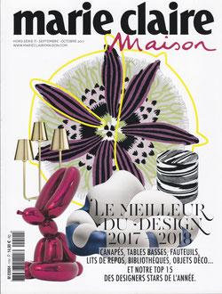 SPECIAL PUBLICATION MARIE CLAIRE MAISON < SEPT 2017
