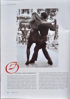 Tango, Barcelona