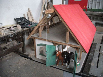 Bauernhof  Holz  Piela