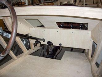 Framo Stromer Oldtimer Stellmacher Holz Karosserie Piela