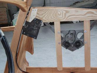 Hornig Oldtimer Stellmacher Holz Karosserie Piela