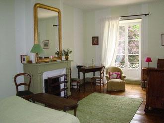 La chambre de Minane Chambre d'Hôtes de Charme Le Masbareau en Limousin, proximité Saint-Léonard-de-Noblat, Limoges , Haute-Vienne, Nouvelle-Aquitaine