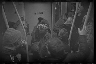 Der Partyzug - Helios 44 58mm