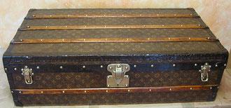 Restauración baúl Louis Vuitton. 1900-1910