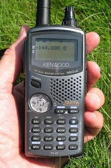 Kenwood TH-D7 V2