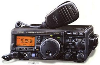 Yaesu FT 897D