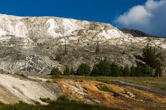 Mound & Jupiter Terraces